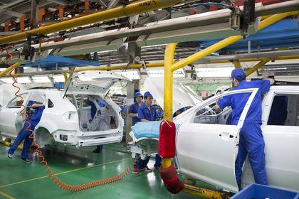 Çin'de imalat PMI'sı Ocak'ta 8 ayın düşüğüne ge...
