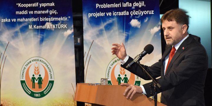Tarım Kredi, tüketime endeksli üretim planlaması hazırlıyor