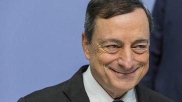 AMB/Draghi: Enflasyonun hedefe doğru ilerlediğinden daha ...