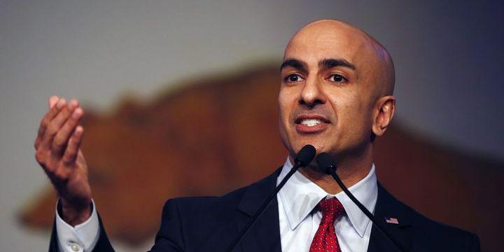 Fed/Kashkari: Ücret artışları hızlı faiz artırımı için yeterli değil