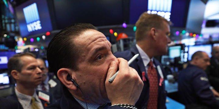 """New York borsasındaki sert düşüş """"düzeltme"""" olarak yorumlandı"""