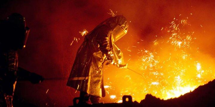 Çelik üretiminde tarihi rekor