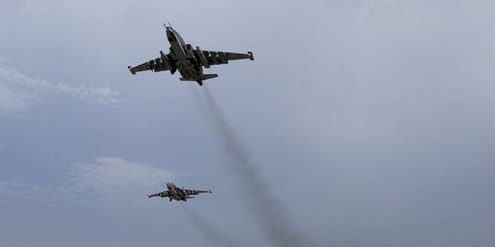 Rusya hava sahasını Türk jetlerine geçici kapattı