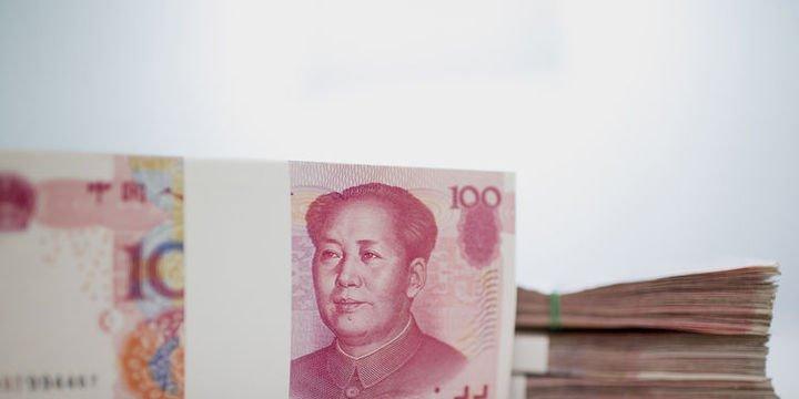 """Yuan """"Çin haberi""""nin ardından geriledi"""