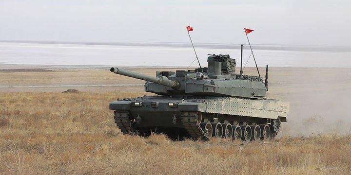 Otokar Altay tankı için son teklifini sundu