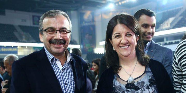 Pervin Buldan ve Sırrı Süreyya Önder hakkında soruşturma