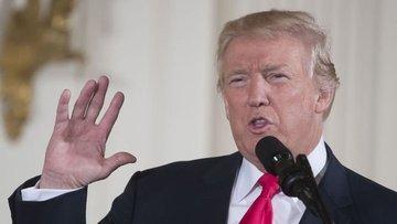 Trump 2019 bütçe teklifini Kongre'ye gönderdi