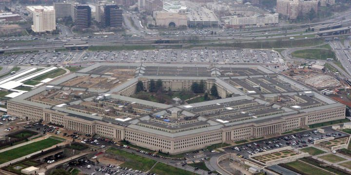 Pentagon terör örgütü PYD/PKK için 550 milyon dolar bütçe ayırdı