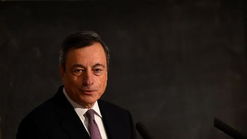 "Draghi: AMB blockchain teknolojisiyle ""oldukça ilgili"""
