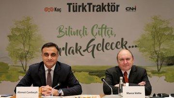 TürkTraktör geçen yıl yaklaşık 50 bin traktör sattı