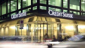 Credit Suisse 4. çeyrekte beklentinin altında zarar açıkladı