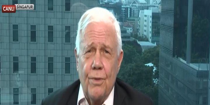Jim Rogers: Kripto paralarda en yükseği gördük