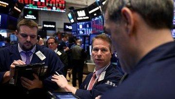 ABD borsaları enflasyon sonrası düşüşle açıldı