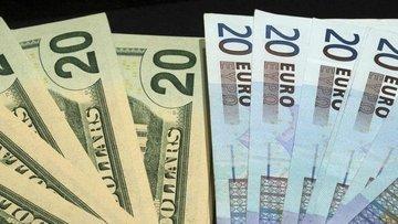 Euro/dolar 1.25'in üzerine çıktı