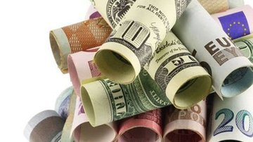 Dolar/TL düşüşte, euro tarihi rekorda