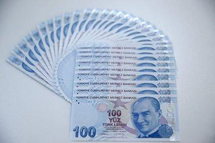 Her 10 liralık kredinin 4 lirası İstanbul'da ku...