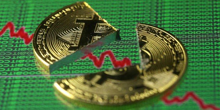 Bitcoin 10,000 doların altında kazançlarını azalttı