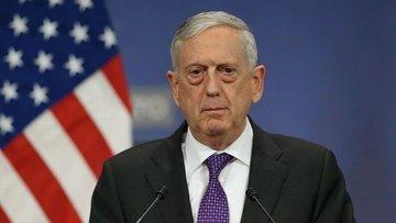 Mattis: Kurtarılmış bölgeler konusunda Türkiye'yle hemfik...