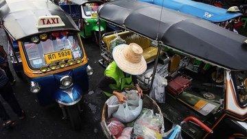 Tayland 2017'de yüzde 3.9 büyüdü