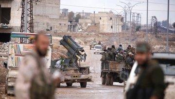 Suriye televizyonu: Rejim güçleri birkaç saat içerisinde ...