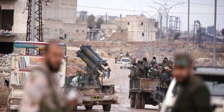 Suriye televizyonu: Rejim güçleri birkaç saat içerisinde Afrin