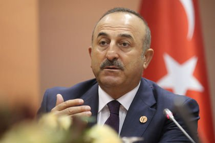 Çavuşoğlu: Esad rejimi YPG'yi korumak için Afri...