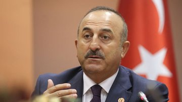 Çavuşoğlu: Esad rejimi YPG'yi korumak için Afrin'e girers...