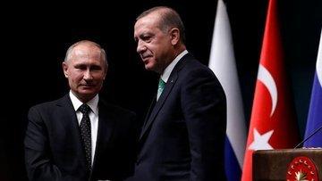 Erdoğan'dan Putin'e: Esad bu yola girerse sonuçları olur