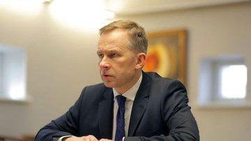 Letonya MB Başkanı Rimsevics kefaletle serbest bırakıldı