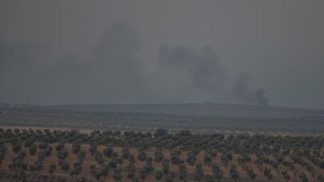 Esad rejimine bağlı güçler Afrin'de iddiası