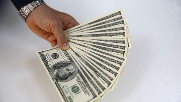Dün sert yükselen dolar/TL düşüşte