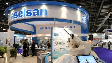 ASELSAN 2018'de %25-35 satış büyümesi öngörüyor