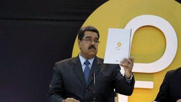 Venezuela, milli kripto parası petro için ön satışlara ba...