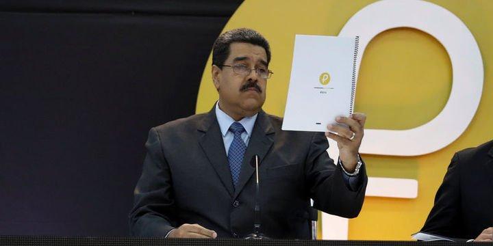 Venezuela, milli kripto parası petro için ön satışlara başladı