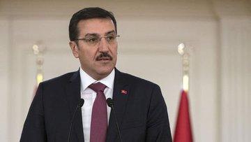 """Gümrük ve Ticaret Bakanı Tüfenkci'den """"Çiftlik Bank"""" açık..."""