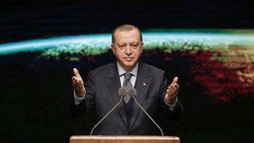 Cumhurbaşkanı Erdoğan: İnsansız tank yapacağız