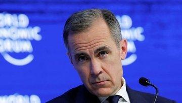 BOE/Carney: Enflasyon 3 yıllık dönemin son yılında % 2 he...