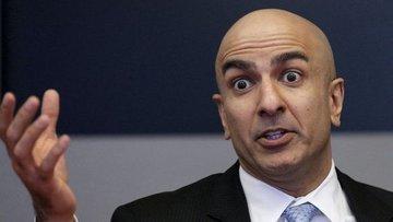 Fed/Kashkari: Fed yüksek enflasyona müsamaha göstermeli