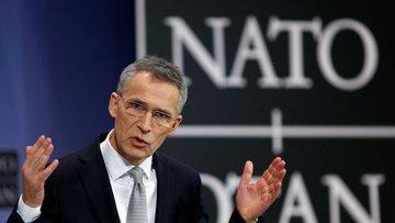 NATO Genel Sekreteri Stoltenberg: Avrupa'yla işbirliği se...