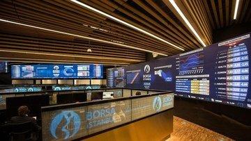 Yabancılar net 387 milyon dolarlık menkul kıymet sattı