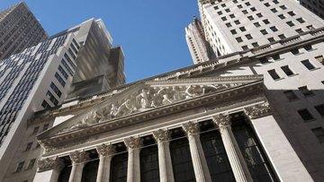Dow Jones'ta yükseliş %1'i aştı
