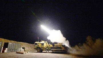 TSK Afrin'e ilerleyen terör örgütü konvoyunu vurdu