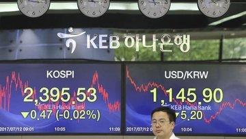 Gelişen ülke para birimleri yükselişte