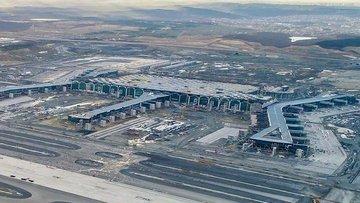 İstanbul Yeni Havalimanı'nda çalışacak güvenlik görevlisi...