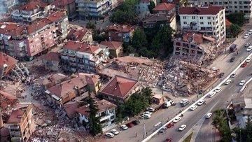 Yeni deprem riski haritasına göre nüfusun % 27'si tehdit ...