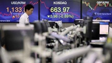 Gelişen piyasa paraları Kore gelişmesiyle yükselişte