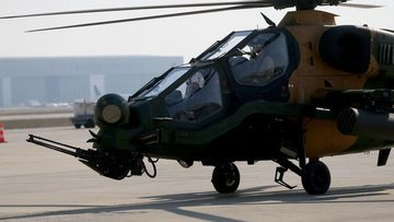 TAI ve Sarsılmaz helikopterler için top geliştirecek
