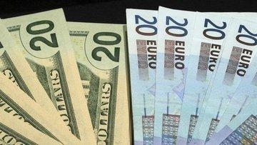 """Euro """"AMB"""" öncesi dolar karşısında düştü"""