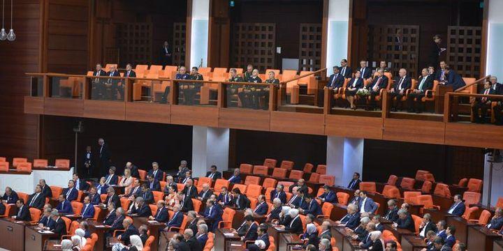 Seçim ittifakı teklifi Meclis