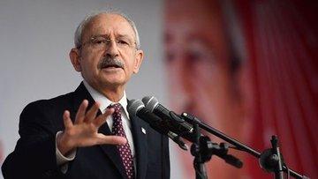 """Kılıçdaroğlu'ndan """"seçim hileleri kanunu""""na tepki"""